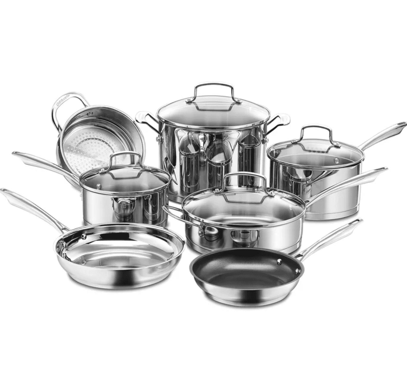 Cuisinart Professional Series Cookware Set