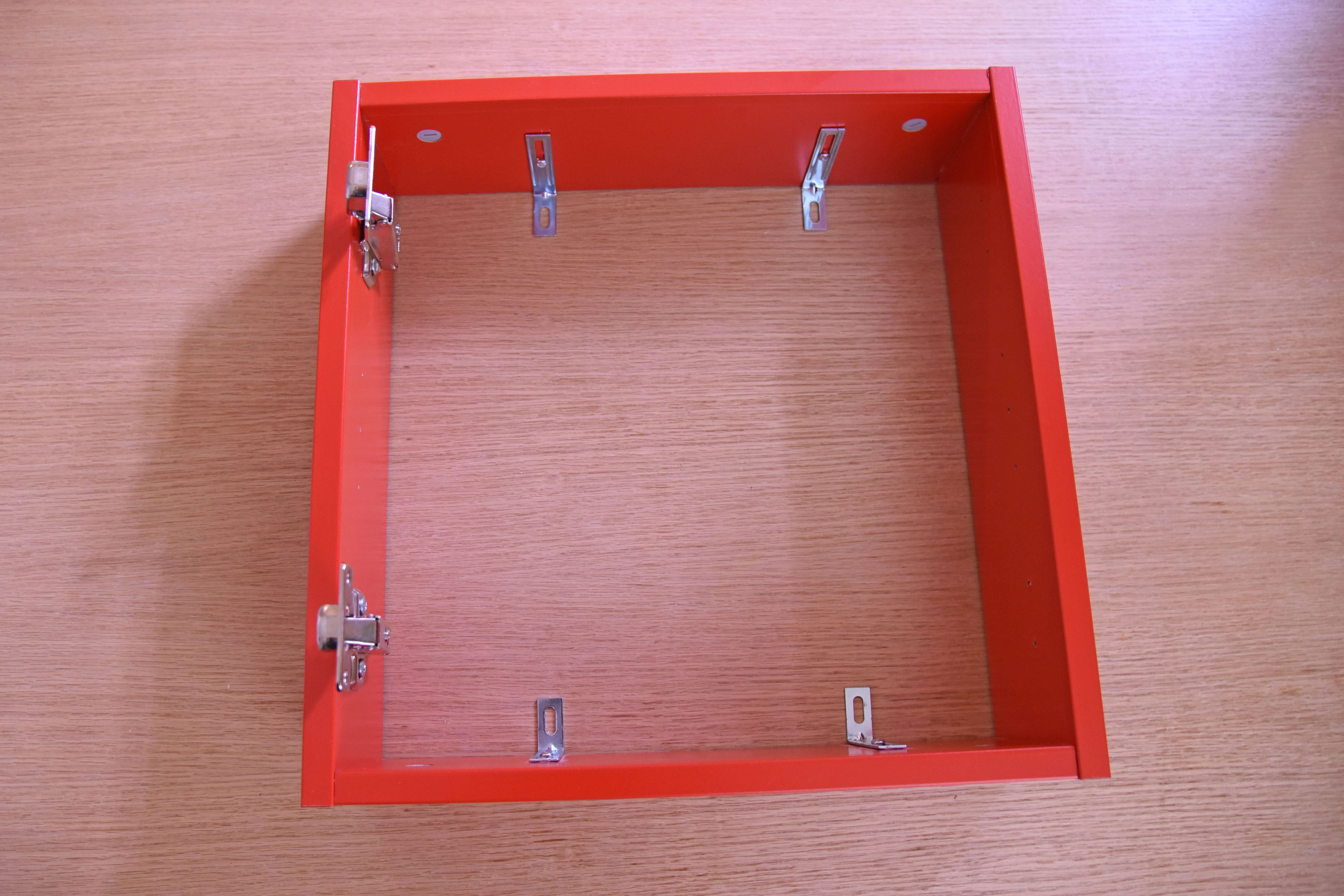 Hide Your Ugly Electrical Panel With This IKEA Raised Fuse Box Cover Ideas on