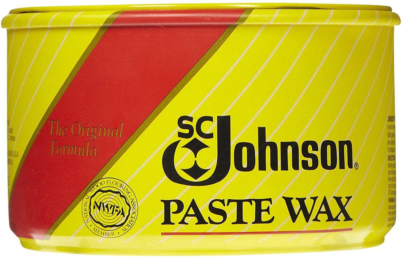 SC Johnson Paste Wax