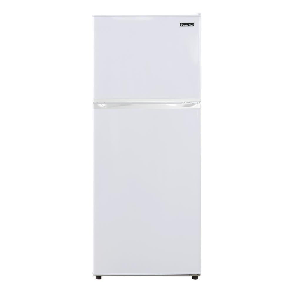 Best Budget Magic Chef 9 Cu Ft Top Freezer Refrigerator