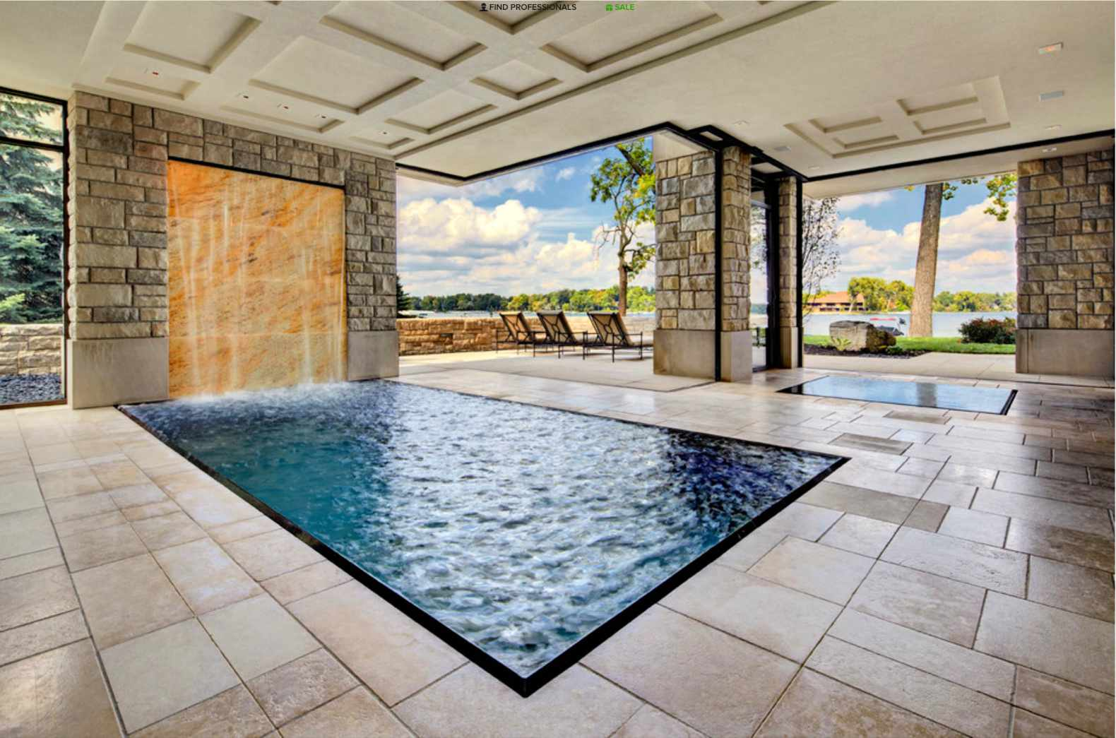 Pine Lake Indoor Pool