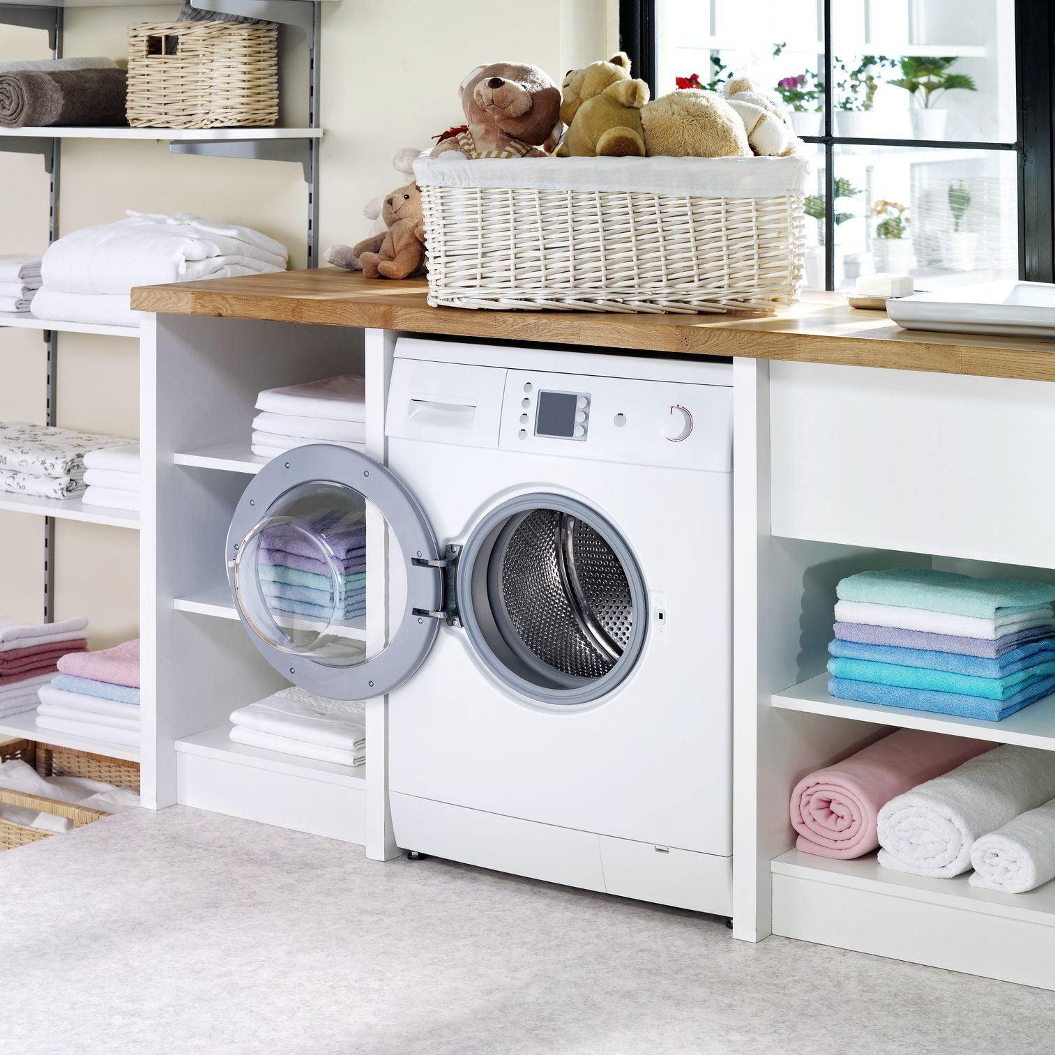 How Much Does It Cost to Add a Laundry Room?
