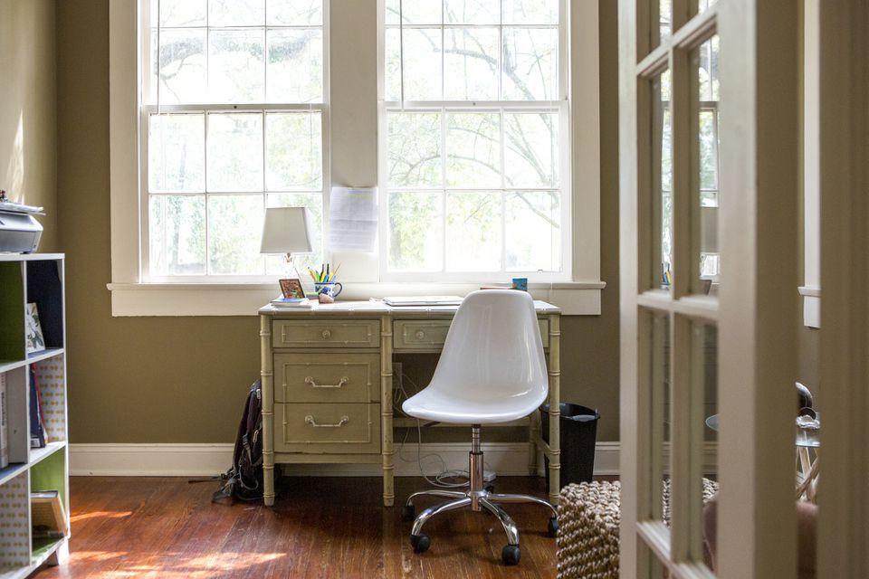 Home office windows