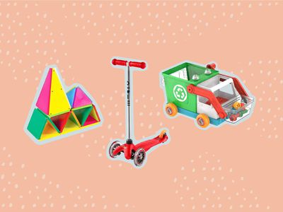 Best Toys for 4-Year-Olds