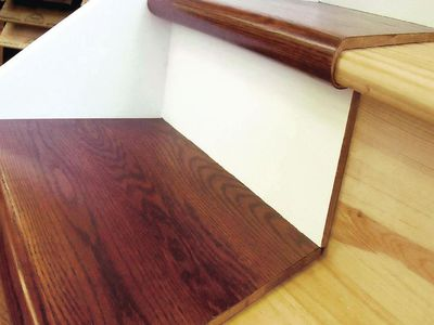 7 Quick Overlays For Staircase Treads
