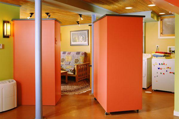 Lally column