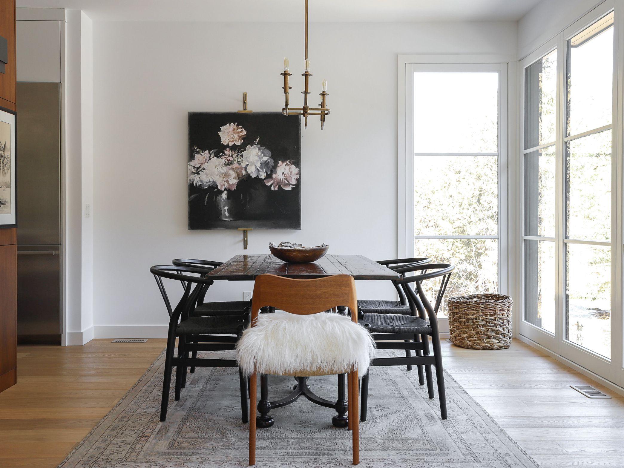 15 Modern Dining Room Ideas, Modern Dining Room Tables