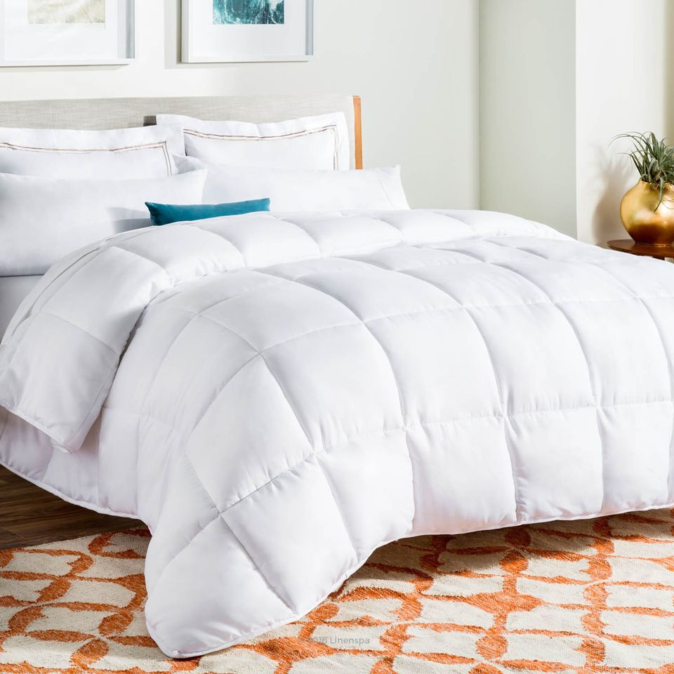 the 7 best comforters to buy in 2018