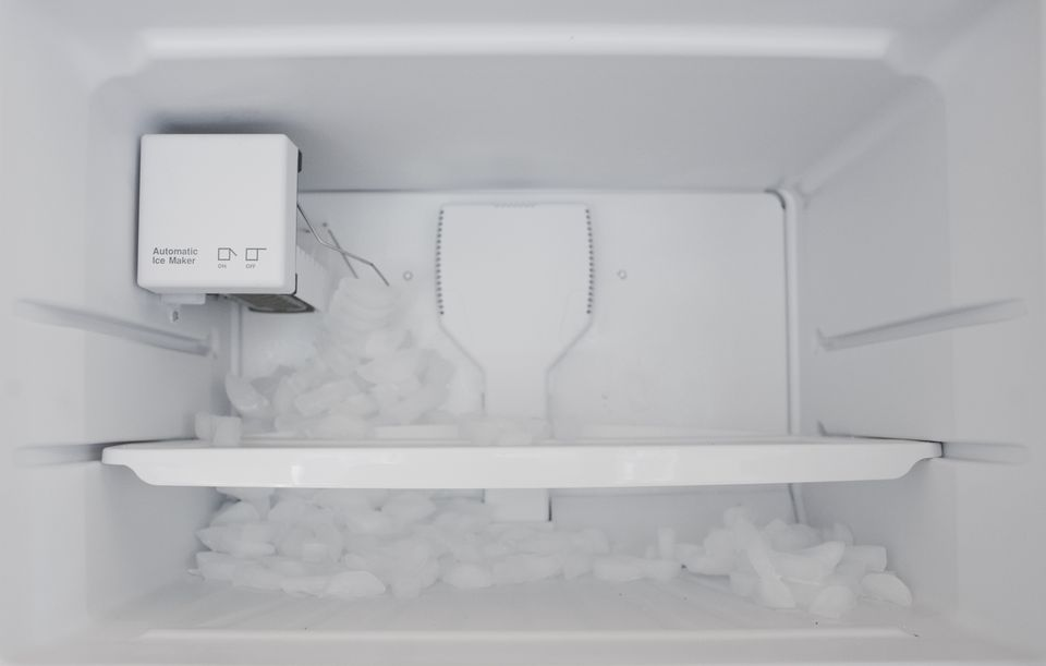 Installing an Ice Maker in a Refrigerator on