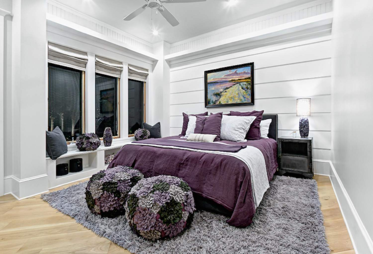 Purple Bedrooms Tips And Decorating Ideas