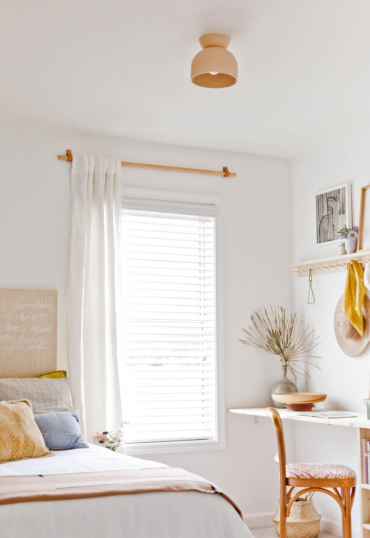 How To Style The Perfect Guest Bedroom