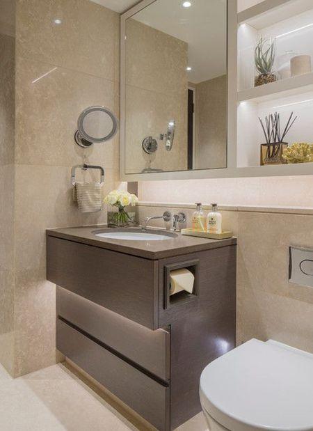 . 14 Inspiring DIY Bathroom Ideas