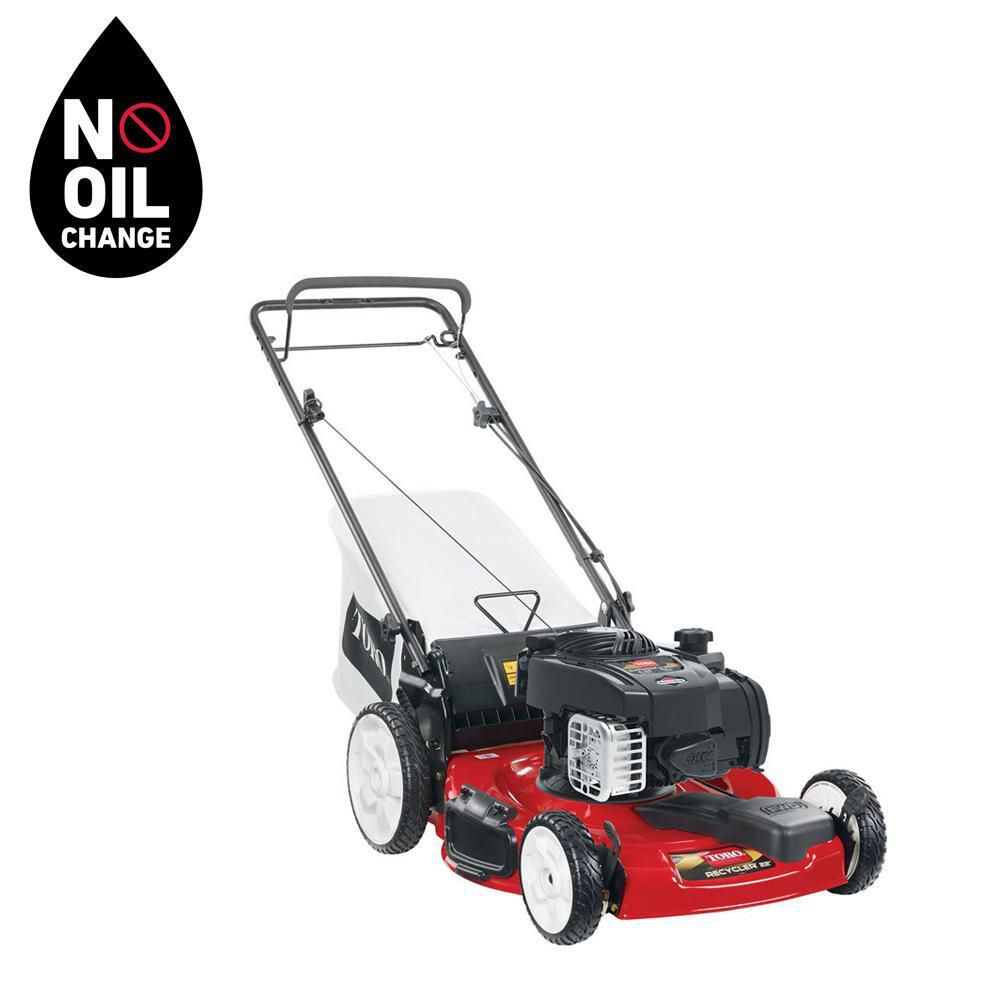 Recycler 22 in. Gas Self-Propelled Lawn Mower