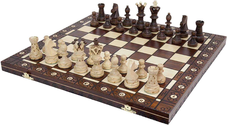 Wegiel Ambassador Chess Set