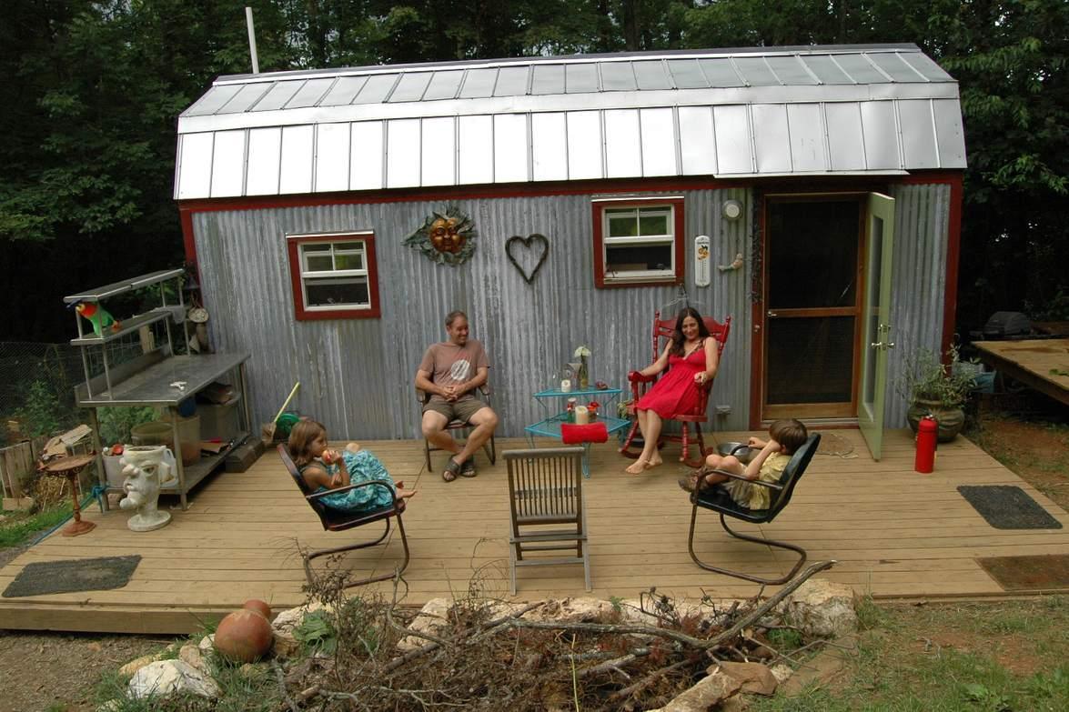 Tiny Family House