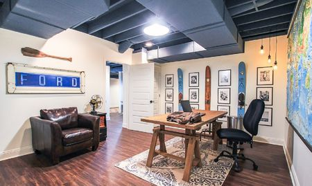 40 Basement Remodels You Have To See Interesting Heater For Bedroom Decor Remodelling