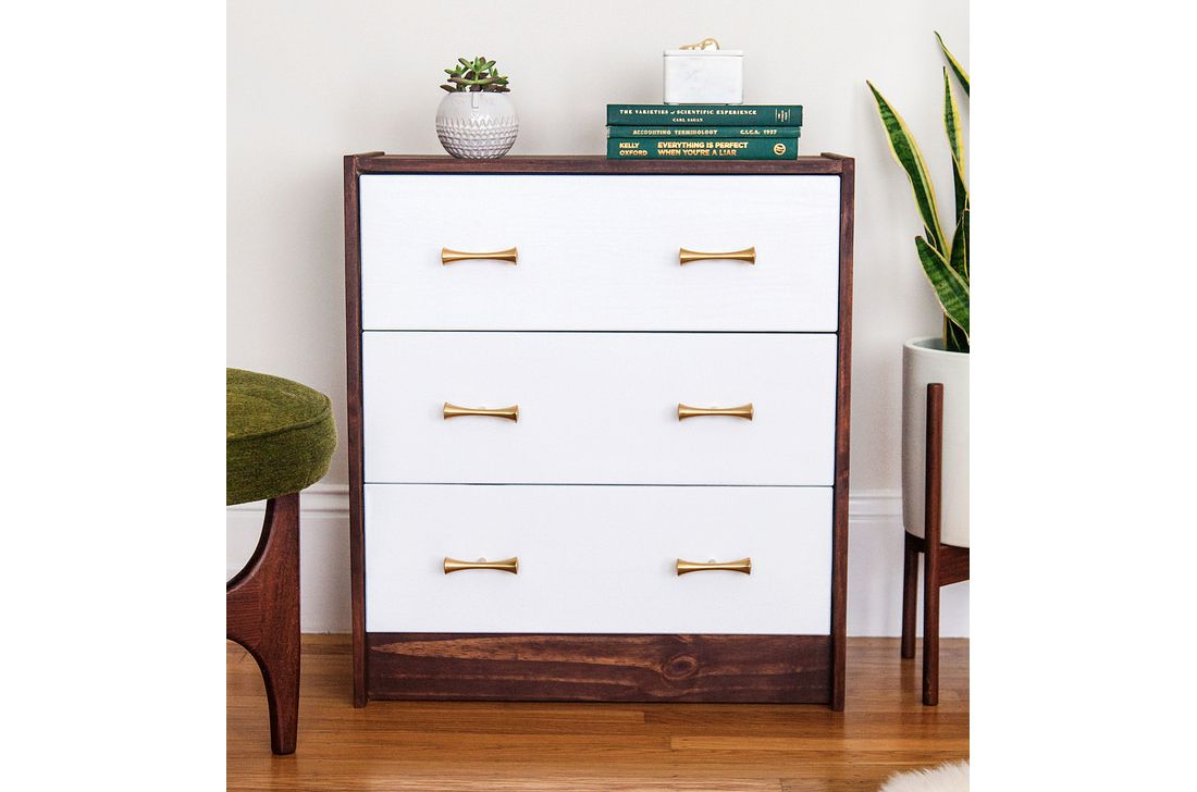 Elegant Ikea Dresser Changing Table