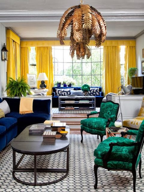 Brighten A Room Without Changing The Wall Color