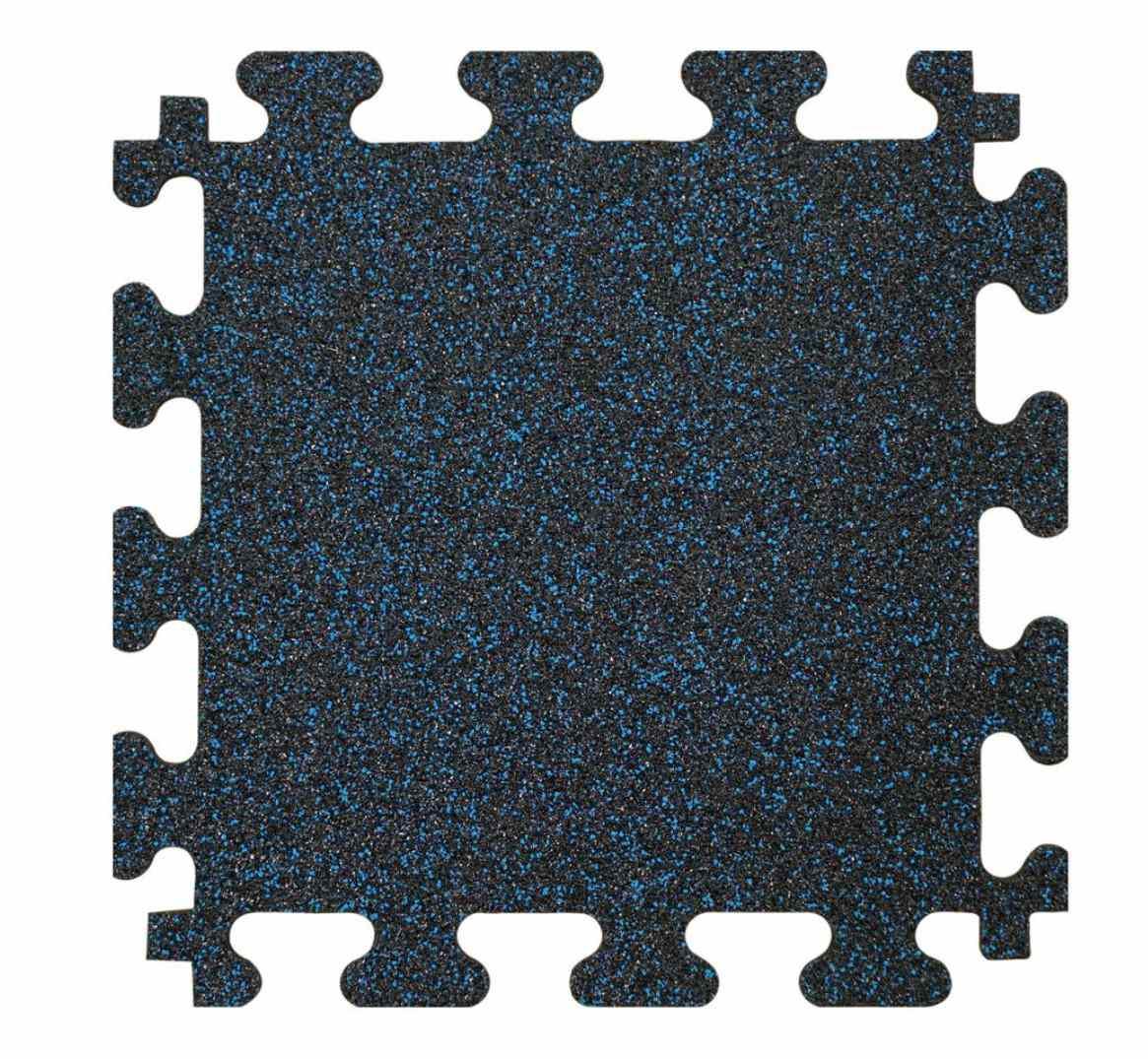 TrafficMaster Rubber Gym Flooring Tiles