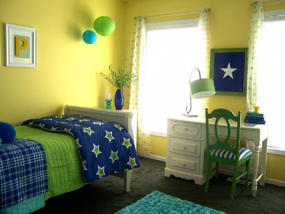 Here\'s the Easiest Bedroom Color Scheme Ever