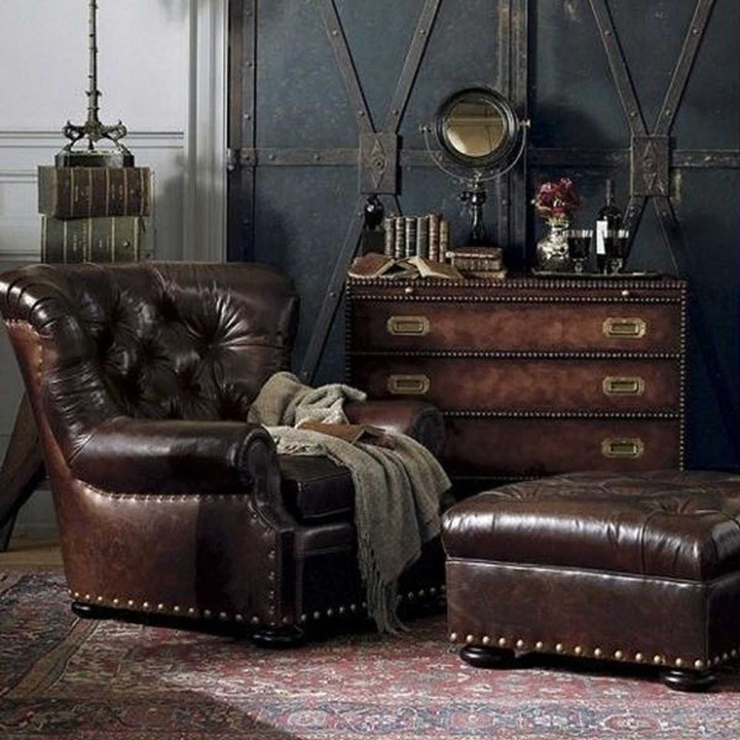Decorate With Steampunk Style