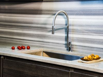 9 Stylish And Practical Undermount Kitchen Sink Models