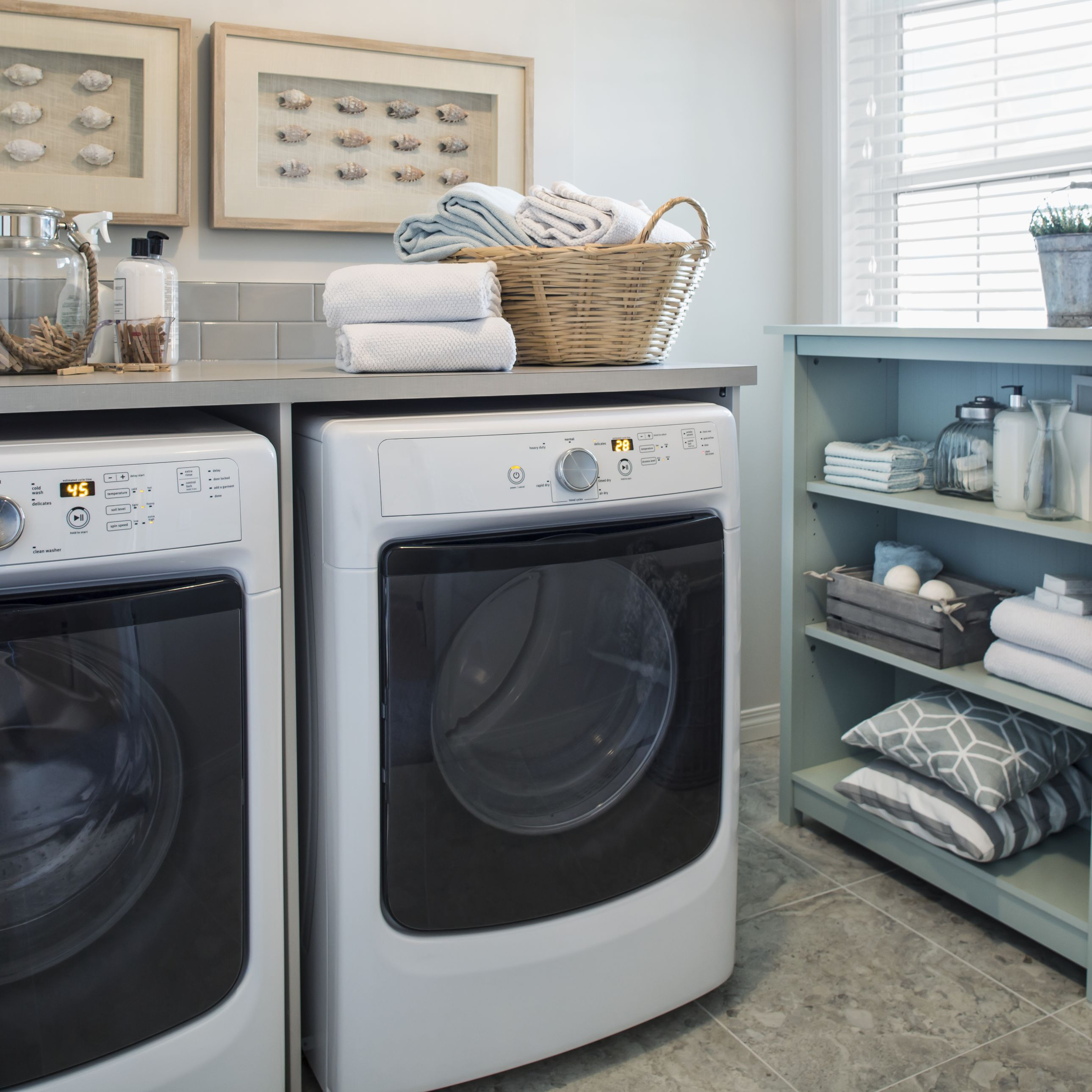 Building And Design Specifications For A Laundry Room