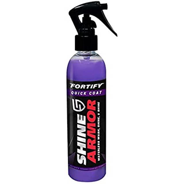 SHINE ARMOR Fortify Quick Coat