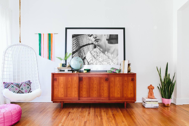 28 Ways To Add Retro Style Your Decor