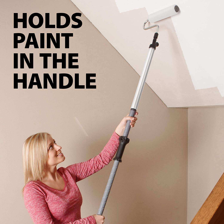 Homeright C800952.M PaintStick EZ-Twist Paint Roller Applicator