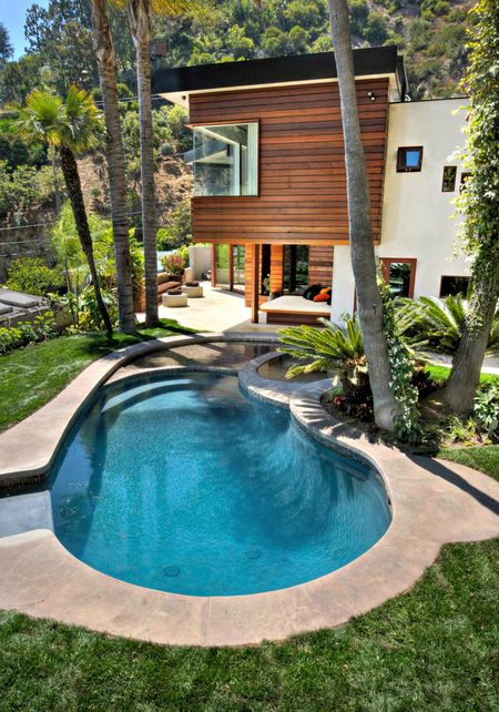 48 Beautiful Swimming Pool Designs Amazing Swimming Pool Area Design