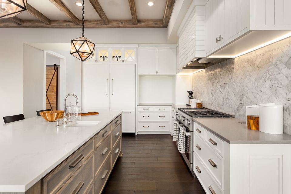 Countertops That Match Your Kitchen Colors