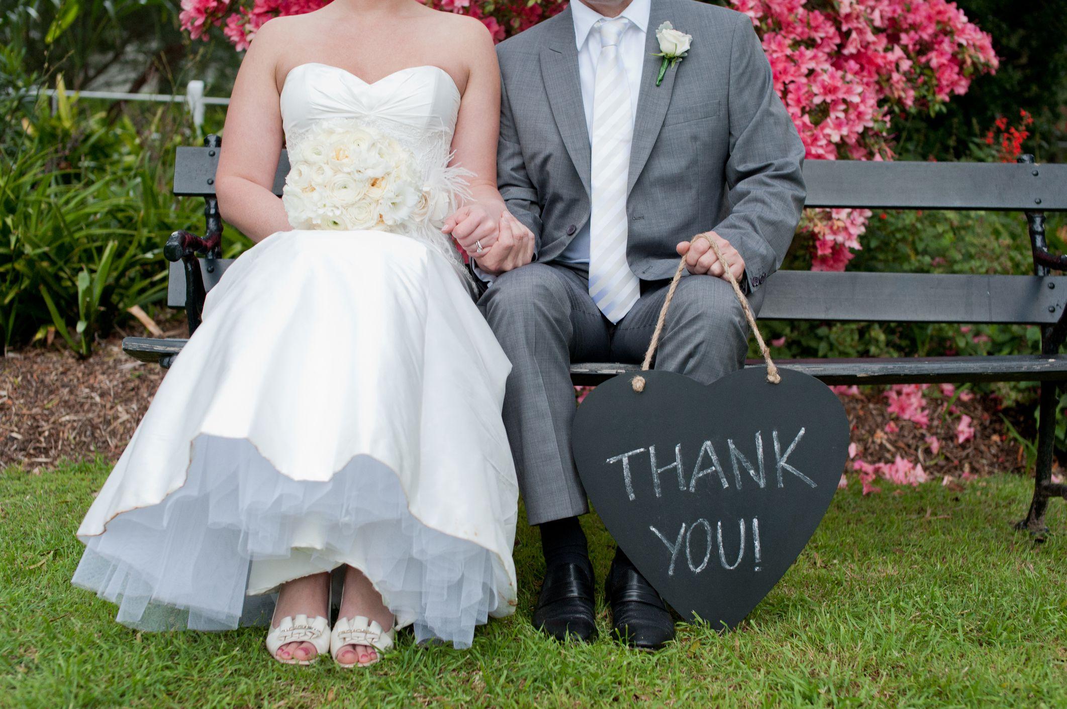 15 Gorgeous Free Printable Wedding Thank You Cards