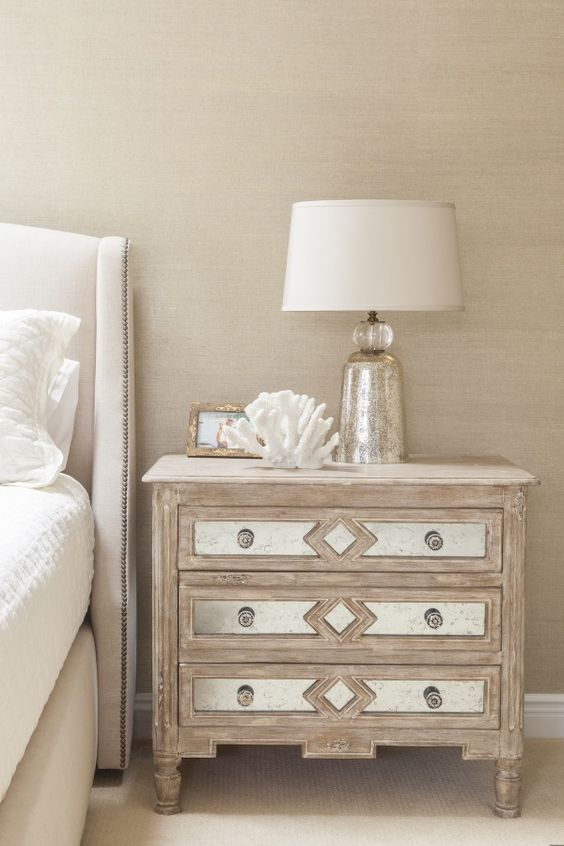 4 Basic Rules For Decorating With Bedside Tables