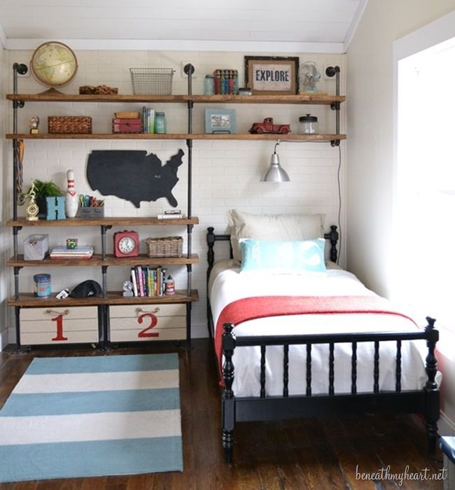 DIY Shelves for Nurseries and Kids\' Rooms