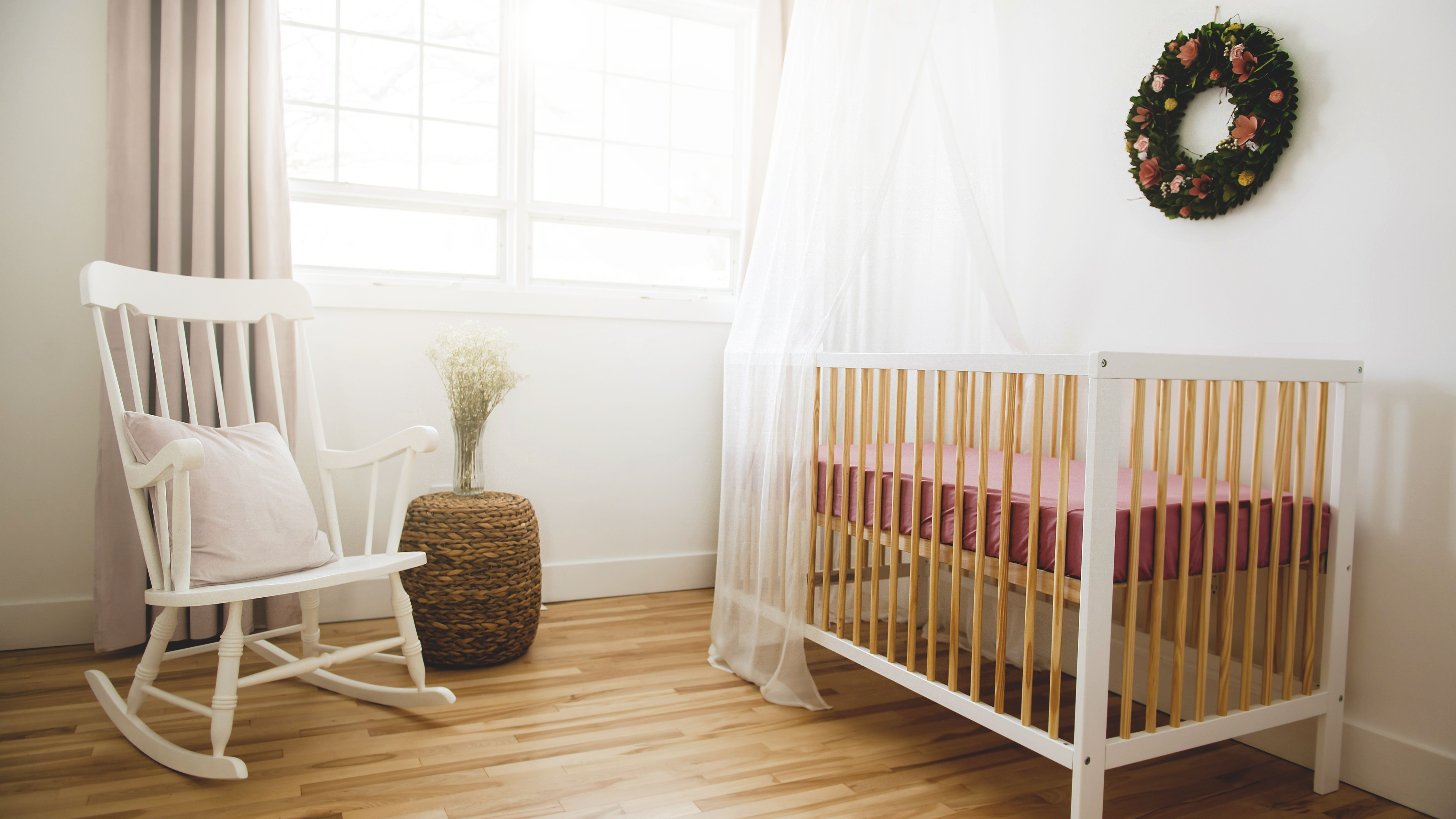 How To Choose A Crib Mattress For Your Nursery