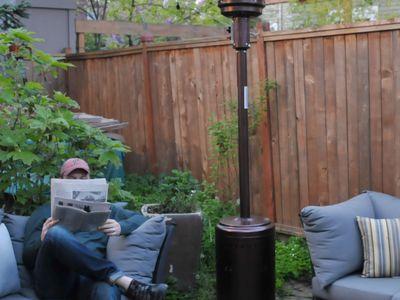 Fire Sense Outdoor Patio Heater