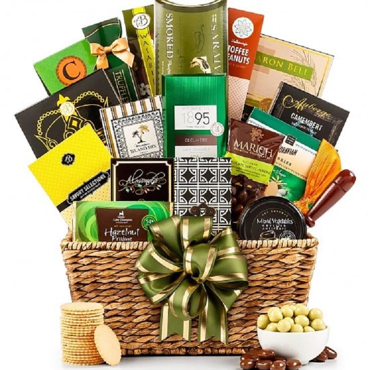The 8 Best Food Gift Baskets Of 2019