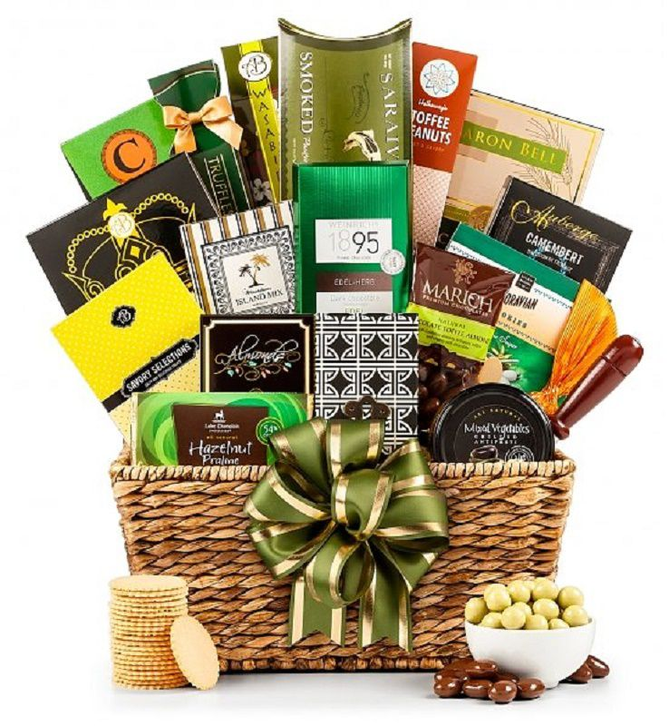 The 8 Best Food Gift Baskets To Buy In 2018