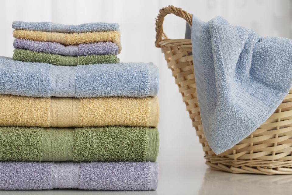 How to Wash Bath Towels Correctly