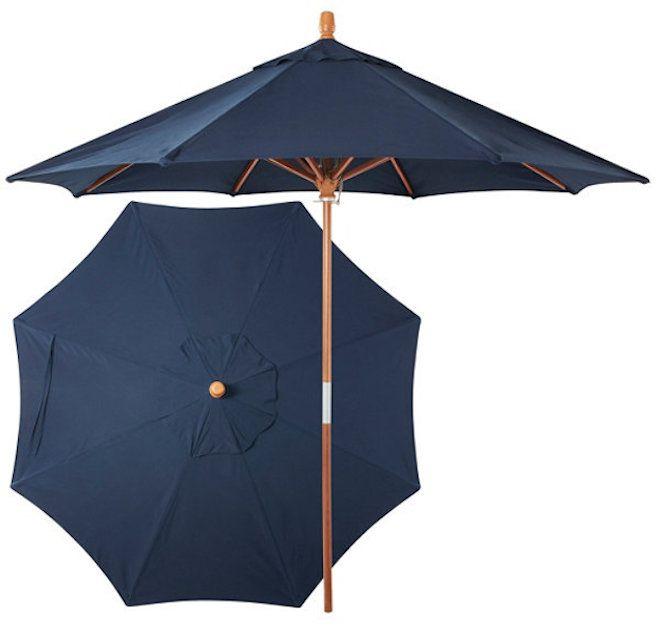 L.L. Bean Sunbrella Market Umbrella