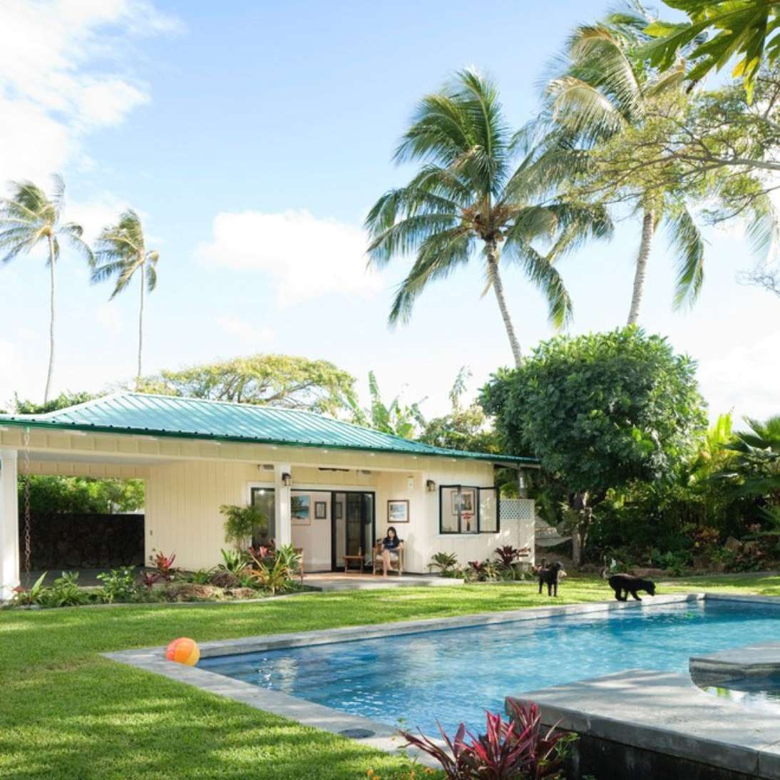 oahu contemporary guest house