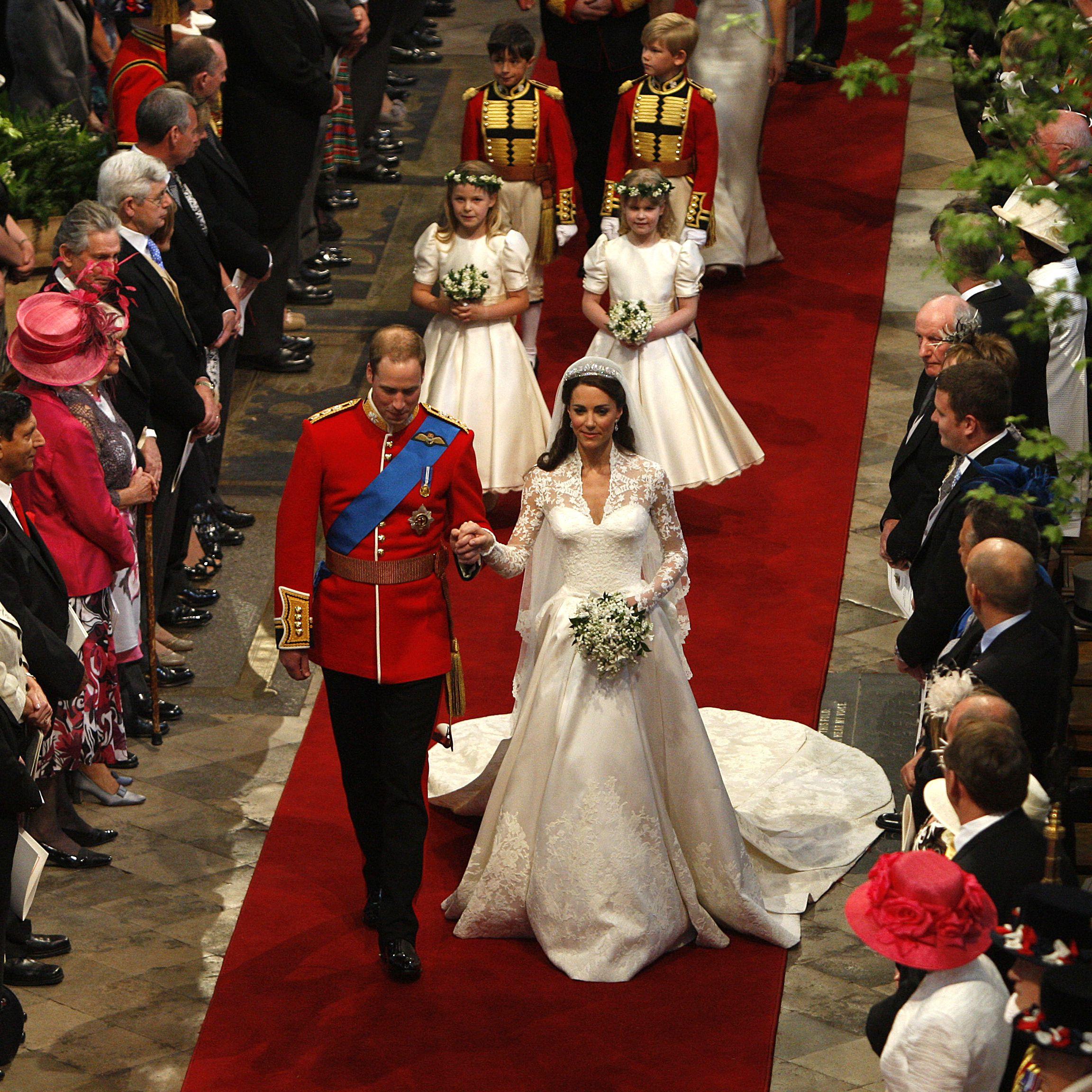 Prince William and Catherine's Royal Wedding Music