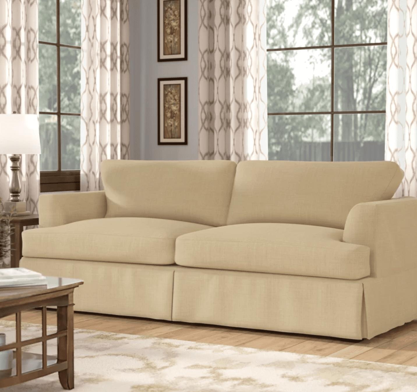 Wayfair Custom Upholstery Carly Sofa Bed