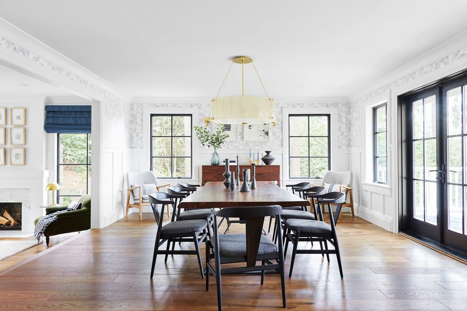Modern Farmhouse Dining Room Decor Style