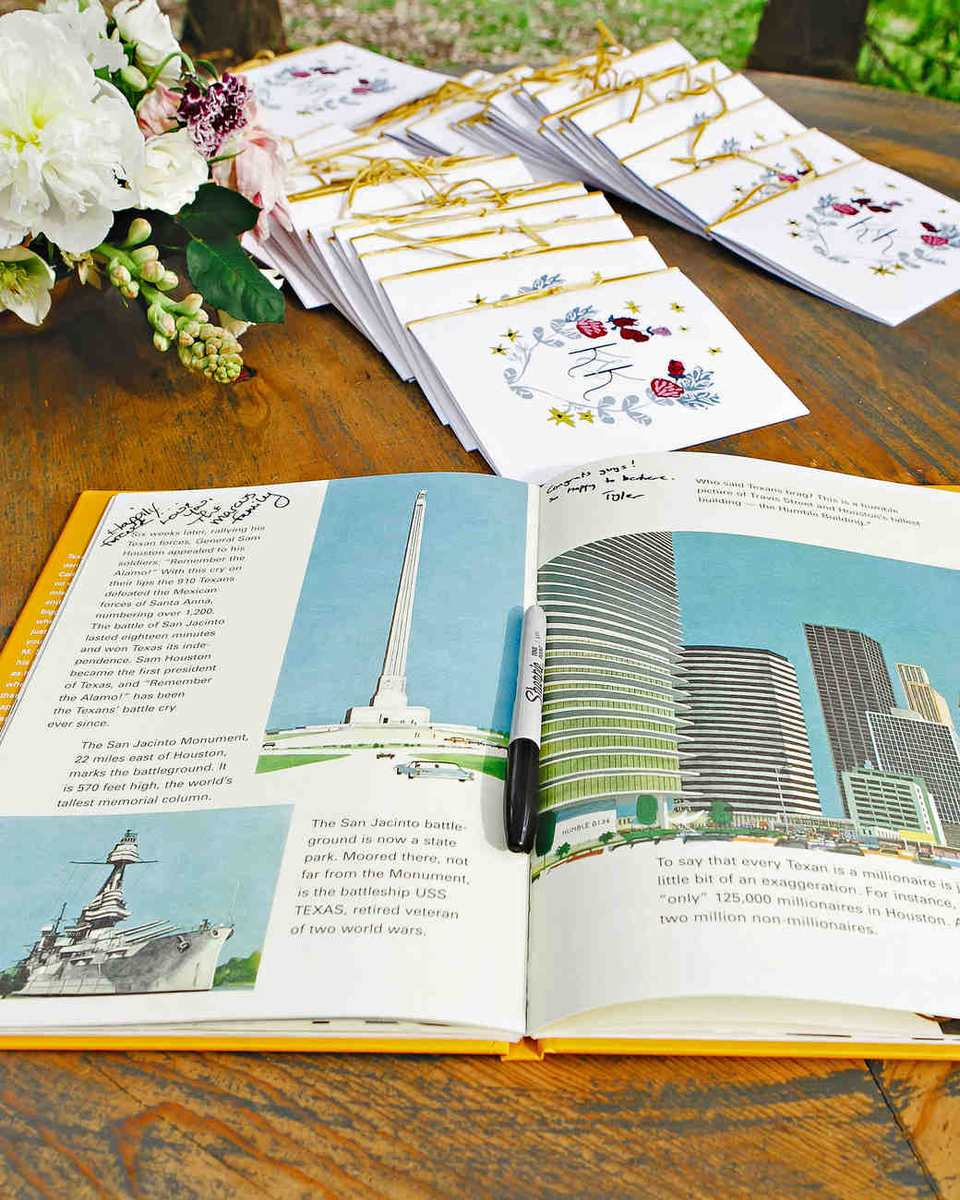 Creative Wedding Guest Book Ideas: Creative Wedding Guest Book Ideas