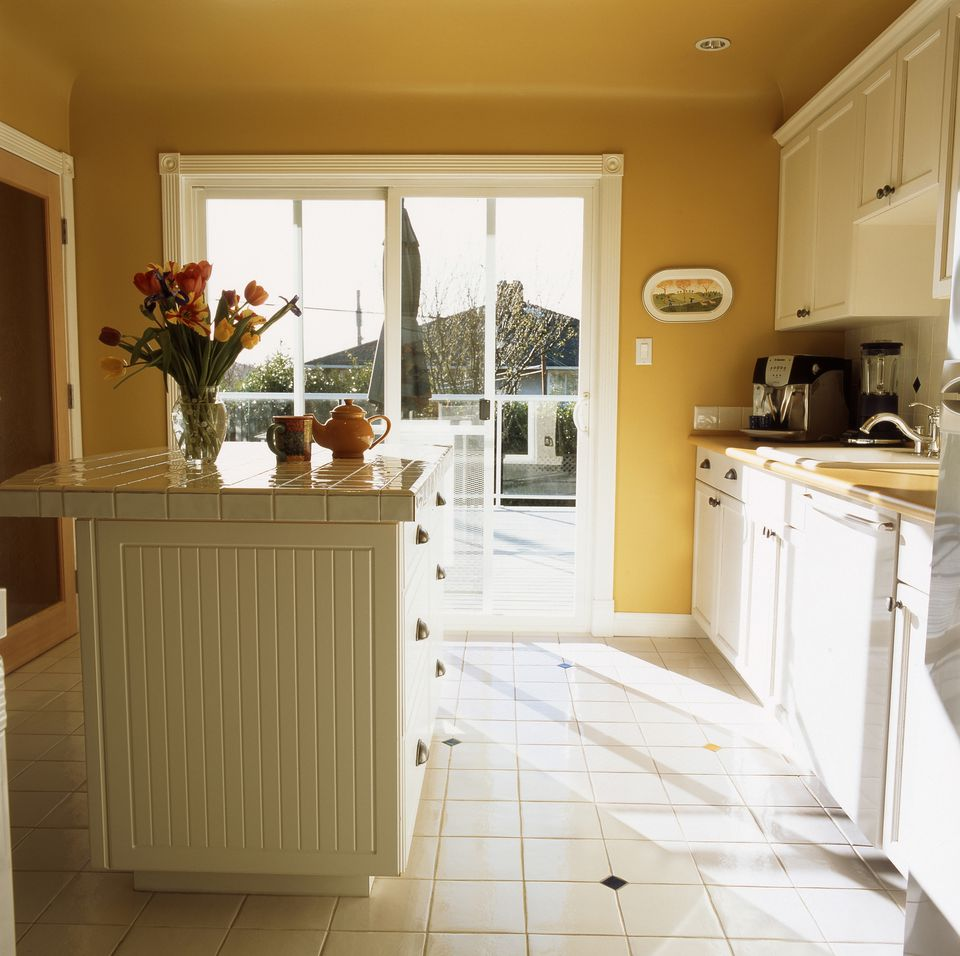 House Rules Yellow Kitchen: Feng Shui Gold: Decorate Your House With Gold & Yellow