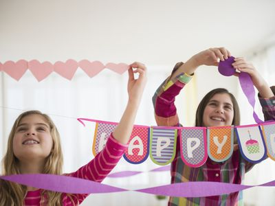 7 Great Ways To Save Money On A Kids Birthday Party