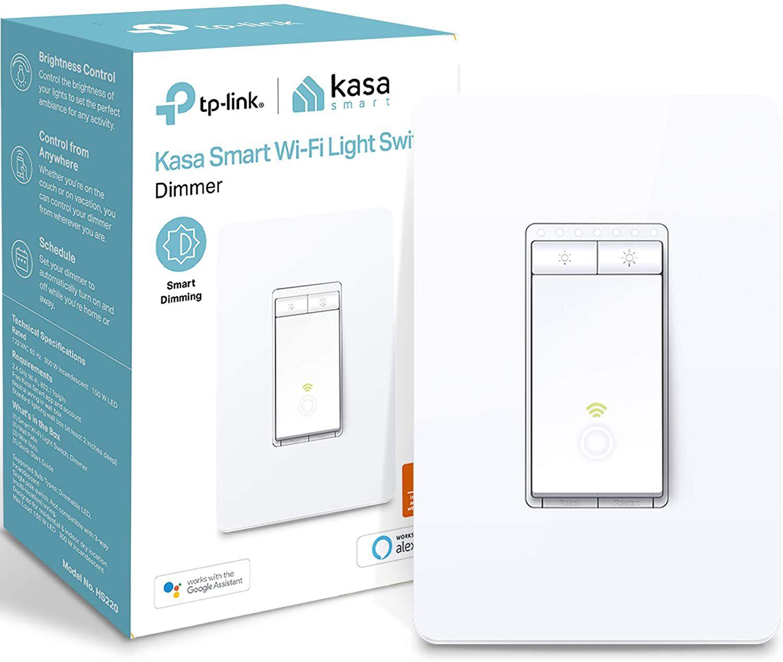 Kasa Smart Dimmer Switch HS220