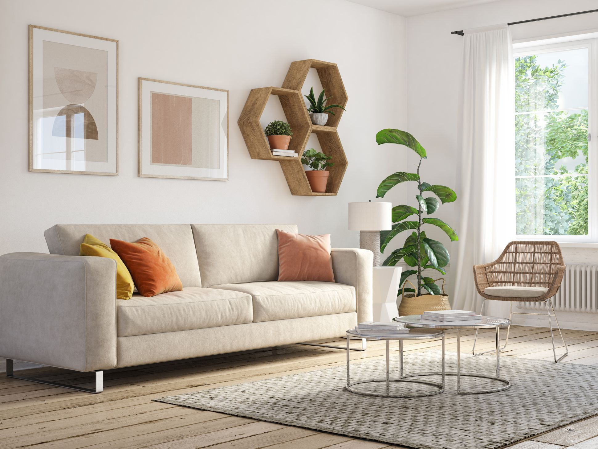 How To Select The Right Size Area Rug